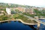 Съезд с Бородинского моста