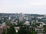 Панорама нового города