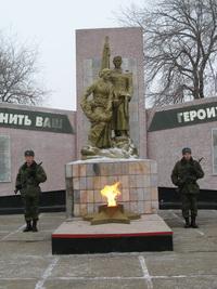 Памятные мероприятия в Камышине в день окончания Сталинградской битвы