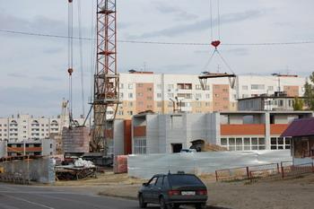 Строительство жилого дома в Камышине