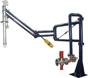 Продукция завода - устройства слива-налива нефтепродуктов