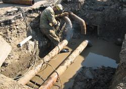 ЖКХ- это в первую очередь ремонт объектов инфрастуктуры