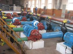 Турбинный цех водоканала