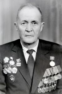 Почетный гражданин города Камышин Мангушев Хайдар Арифуллович