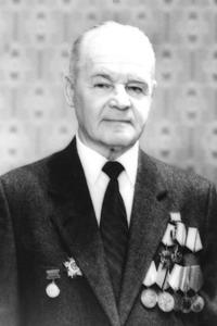 Почетный гражданин города Камышин Андреев Борис Павлович