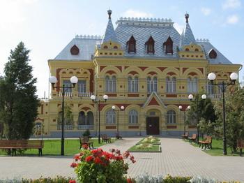 Камышинский историко-краеведческий музей