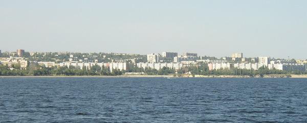 Камышин - город на Волге