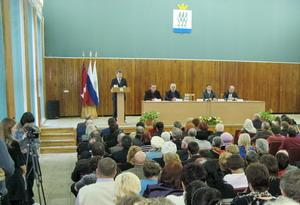 Отчет главы городского округа - город Камышин А.И.Чунакова