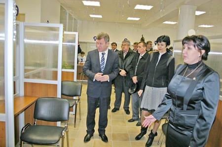 МФЦ в Камышине справил новоселье