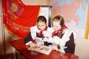 Тематическая выставка Назад в СССР