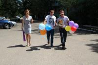 Проект Руслана Искиндирова: «Зеленый свет. Спасем лес - поможем детям»