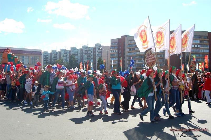 арбузный фестиваль в камышине 2016 фото
