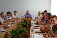 В Камышине  прошло заседание городской Думы