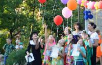 Камышинские ТОСы поздравляют детей с началом учебного года