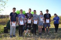 Камышане – призеры Открытого чемпионата и Первенства Волгоградской области по спортивному туризму на пешеходных дистанциях