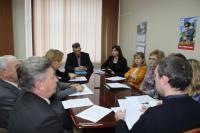 Заседание комиссии по соблюдению требований к служебному поведению муниципальных служащих Администрации города и урегулированию конфликта интересов
