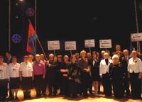 Камышане приняли участие в региональном фестивале Школы общественной активности «Зимний призыв - 2015»