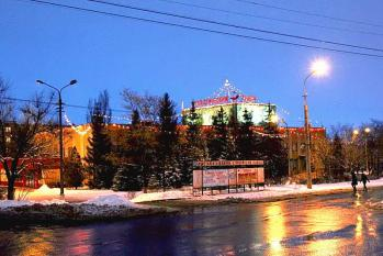 Сфера культуры города Камышин (2016-2017) - в разработке