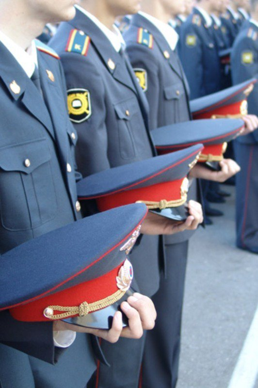 в школу полиции после армии стаффордширский терьер Жалпанова