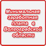 Минимальная заработная плата в Волгоградской области