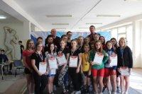 Успехи камышинских спортсменов