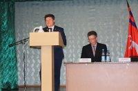 Отчет Главы администрации Станислава Зинченко перед населением