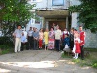 День соседей в ТОС «Гагаринец»