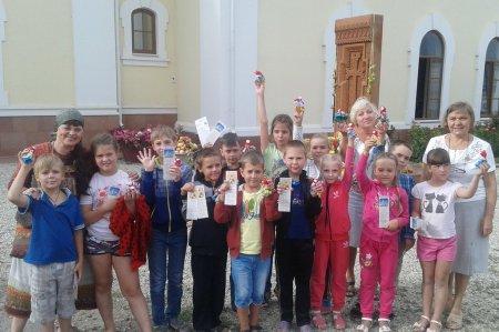 В Новоникольской церкви