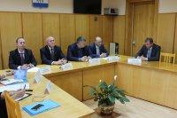 Президент ВТПП, сопредседатель регионального отделения ОНФ Вадим Ткаченко посетил город Камышин