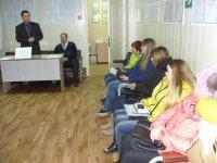 Ярмарка вакансий с участием отдела Военного комиссариата ВО по г.Камышину и Камышинскому району