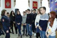 Камышане приняли участие в общероссийской акции «Студенческий десант»