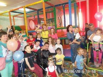 Мероприятие с детьми с ограниченными возможностями