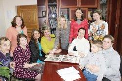 Клуб многодетных семей Под родительским крылом