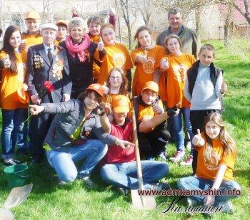Волонтерское движение От сердца к сердцу