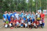 Развитие спорта в Камышине в 2016 -2017 гг.