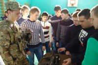 В Камышинском техническом колледже прошел «День Мужества»