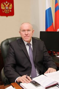 Глава городского округа - город Камышин В.А. Пономарев