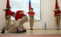 В МБОУ ССШ №12 прошла военно-патриотическая игра «Солдат»