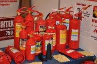 Выбор огнетушителей
