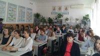 В Камышине прошли классные часы «Экстремизм в интернете»