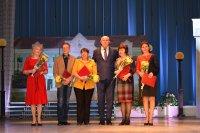 В преддверии Дня работника культуры в ДК «Текстильщик» состоялось праздничное мероприятие