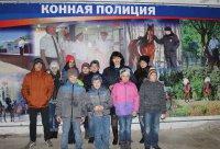 Экскурсия в конноспортивном клубе «Ратник»