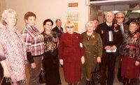 Камышинский городской Совет ветеранов принял участие в праздновании 30-летия образования Волгоградской областной ветеранской организации