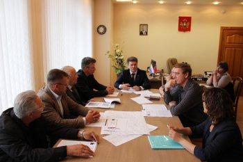 В Камышине состоялось заседание комиссии по увековечению памяти о выдающихся гражданах, организациях и событиях на территории городского округа – город Камышин