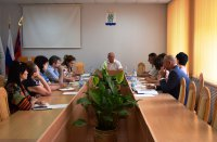 Глава города встретился с представителями общественных организаций