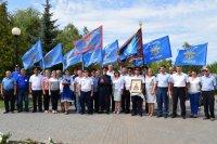 Участники автопробега «С востока на запад России» посетили Камышин