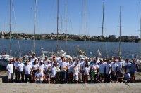 Торжественное открытие Межрегиональных соревнований по парусному спорту «Кубок Нижней Волги 2017»