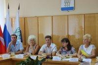 Камышин посетили члены Общественной палаты Волгоградской области