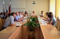 В Администрации городского округа подвели итоги конкурса на создание гимна Камышина