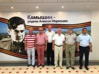 Глава города встретился с делегацией из Крыма